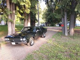 1969 Chevrolet Chevelle SS (CC-1104594) for sale in Chilliwack, British Columbia