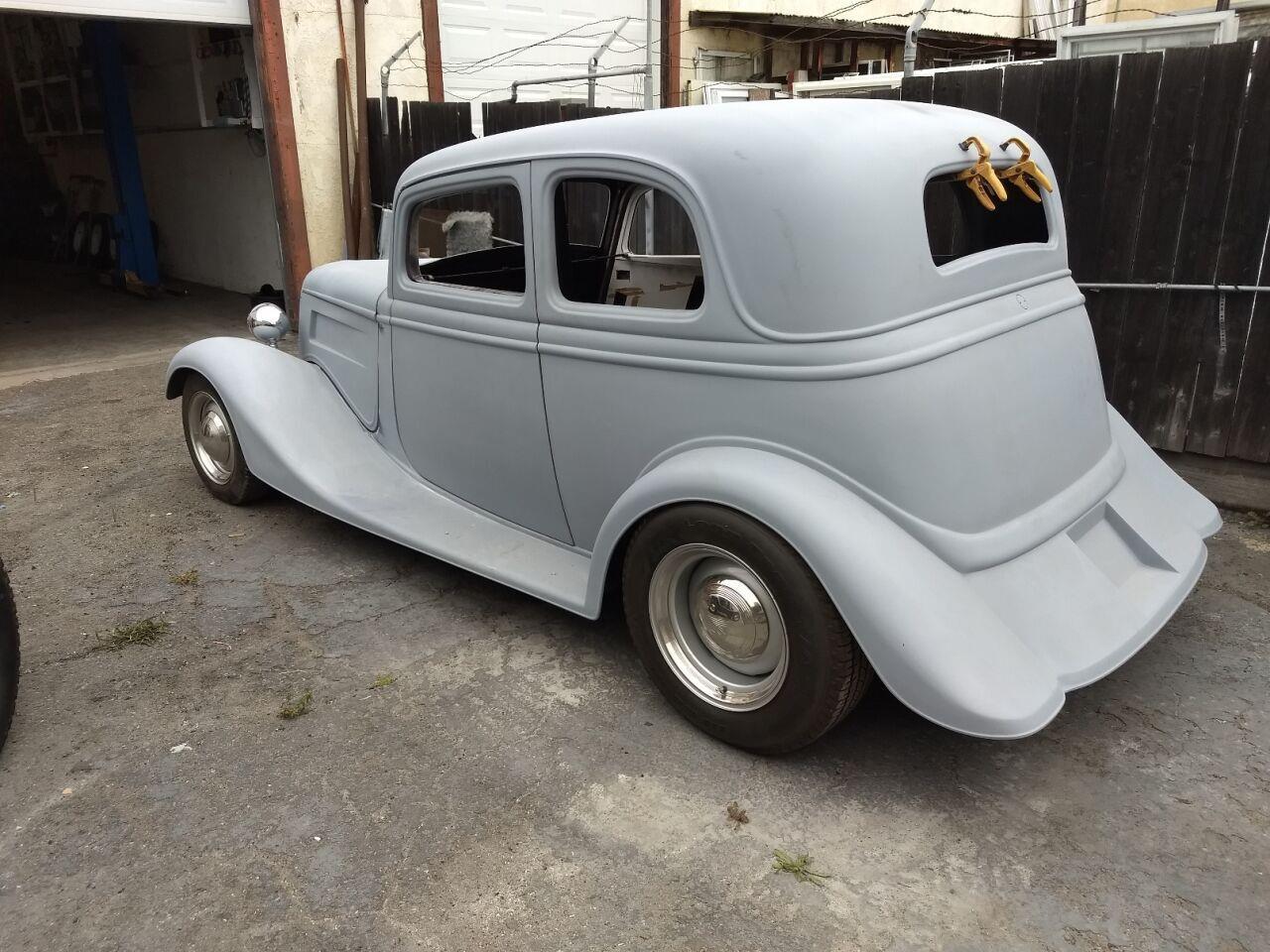 1933 Ford Victoria (CC-1104676) for sale in San Luis Obispo, California