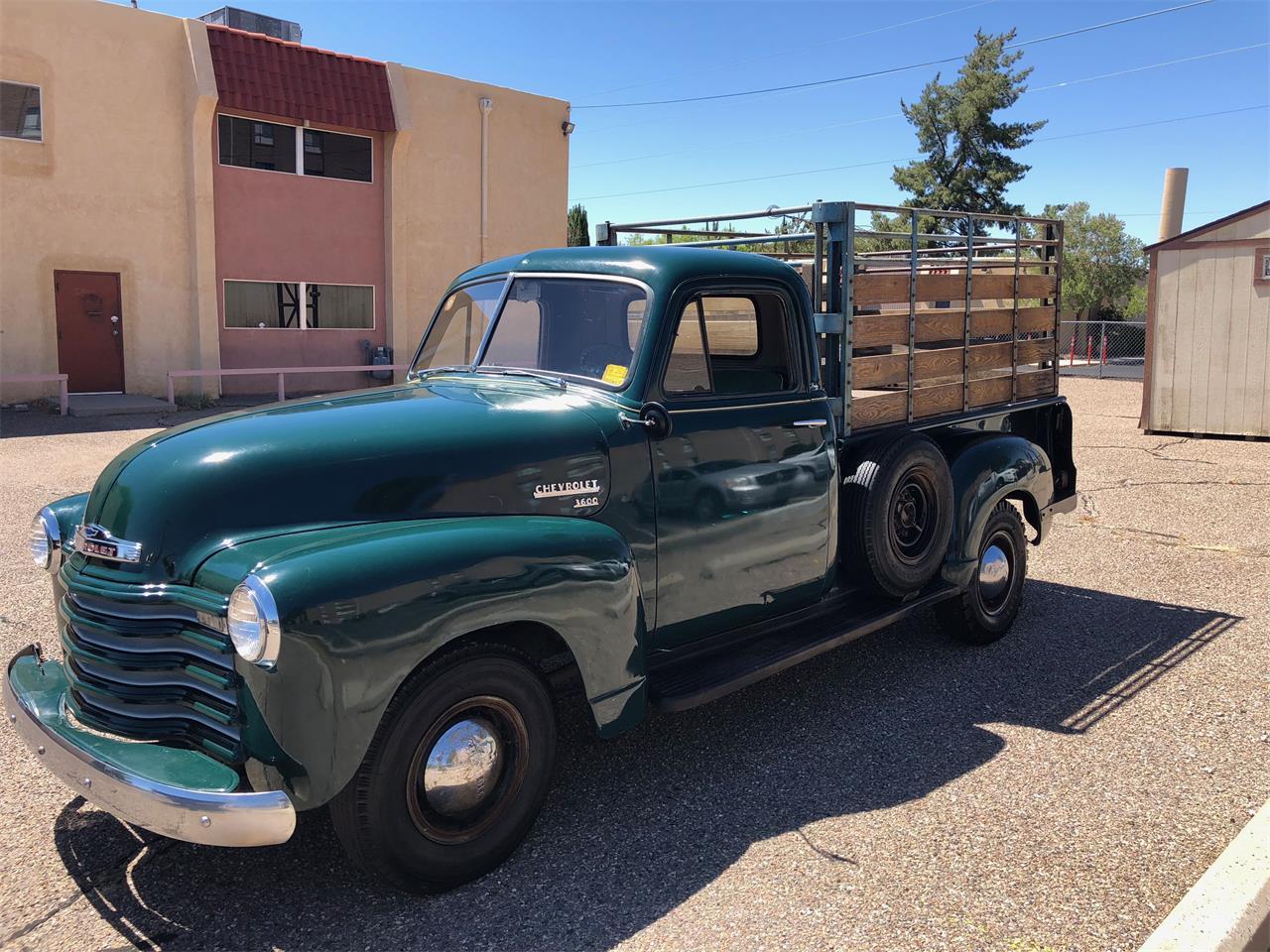 1951 Chevrolet Pickup (CC-1104763) for sale in Albuquerque, New Mexico