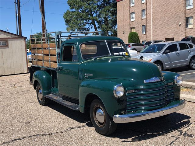 1951 Chevrolet Pickup (CC-1104763) for sale in Albuquerque, New Mexico