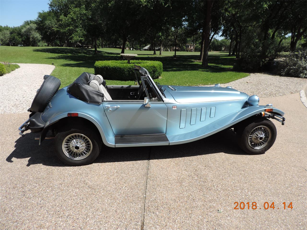 1986 Panther Kallista (CC-1104776) for sale in Georgetown, Texas