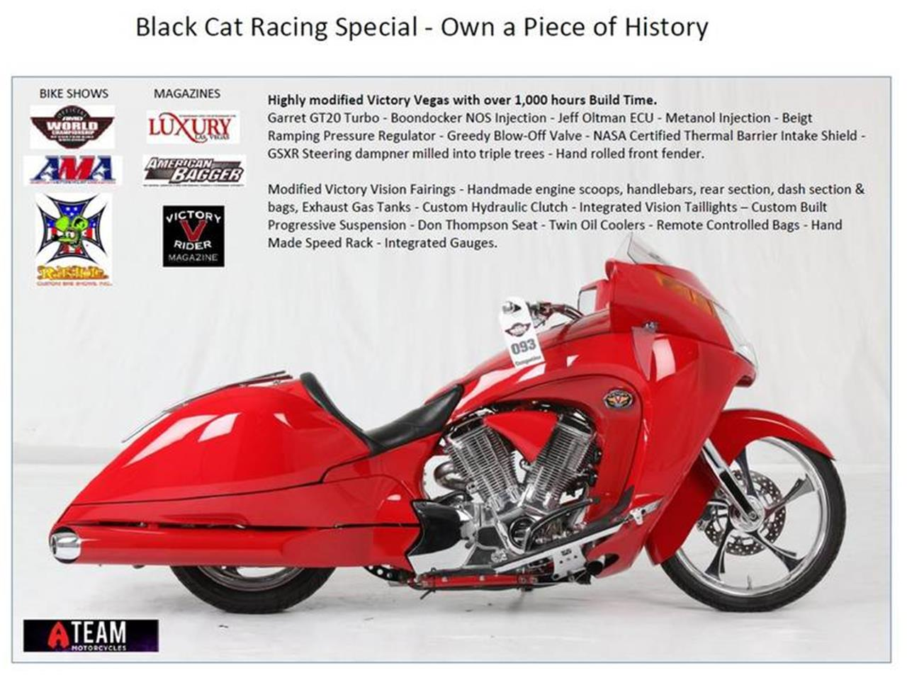 2007 Victory Vegas (CC-1104914) for sale in Henderson, Nevada