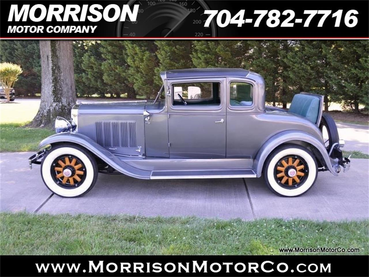 1930 REO Flying Cloud (CC-1104949) for sale in Concord, North Carolina
