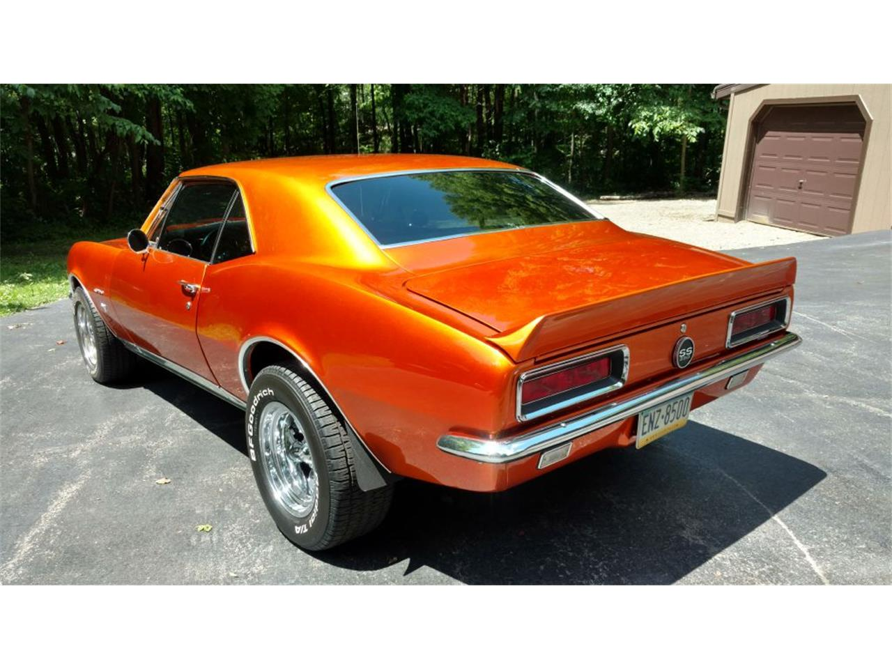 1967 Chevrolet Camaro (CC-1100510) for sale in West Pittston, Pennsylvania