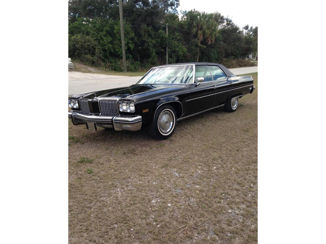 1974 Oldsmobile 98 Regency (CC-1105139) for sale in VERO BEACH, Florida