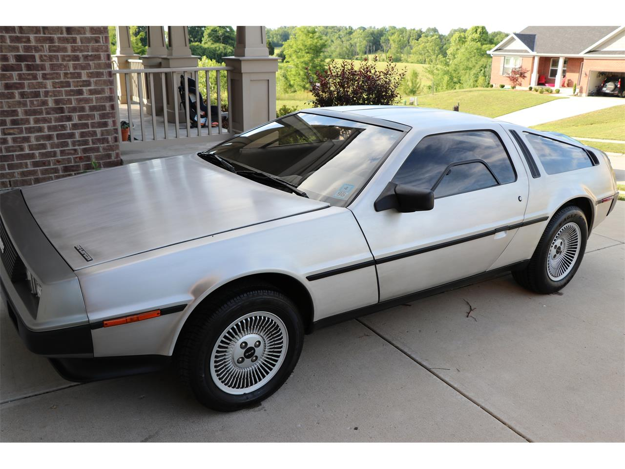 1982 DeLorean DMC-12 (CC-1105349) for sale in Covington, Kentucky