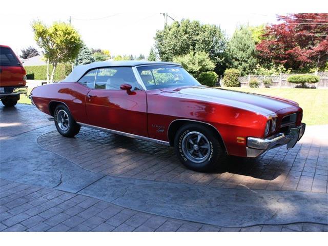 1972 Pontiac LeMans (CC-1105425) for sale in PARKSVILLE, British Columbia