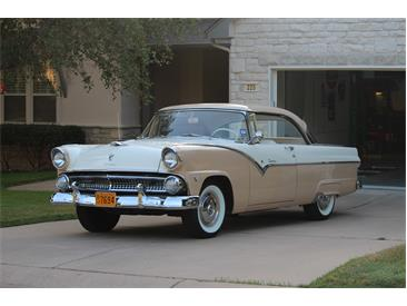 1955 Ford Fairlane Victoria (CC-1105476) for sale in Georgetown, Texas