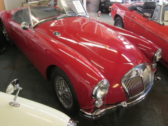 1960 MG 1600