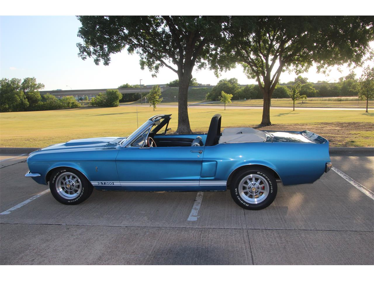 1967 Ford Mustang Shelby GT500 for Sale | ClassicCars.com ...