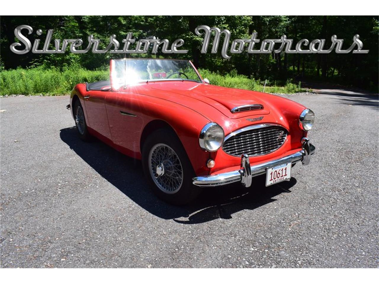 1961 Austin-Healey 3000 (CC-1105519) for sale in North Andover, Massachusetts