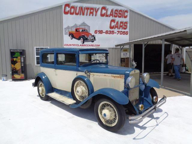 1931 Nash Series 660 (CC-1105584) for sale in Staunton, Illinois