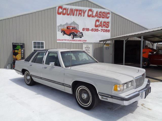 1988 Mercury Grand Marquis (CC-1105589) for sale in Staunton, Illinois