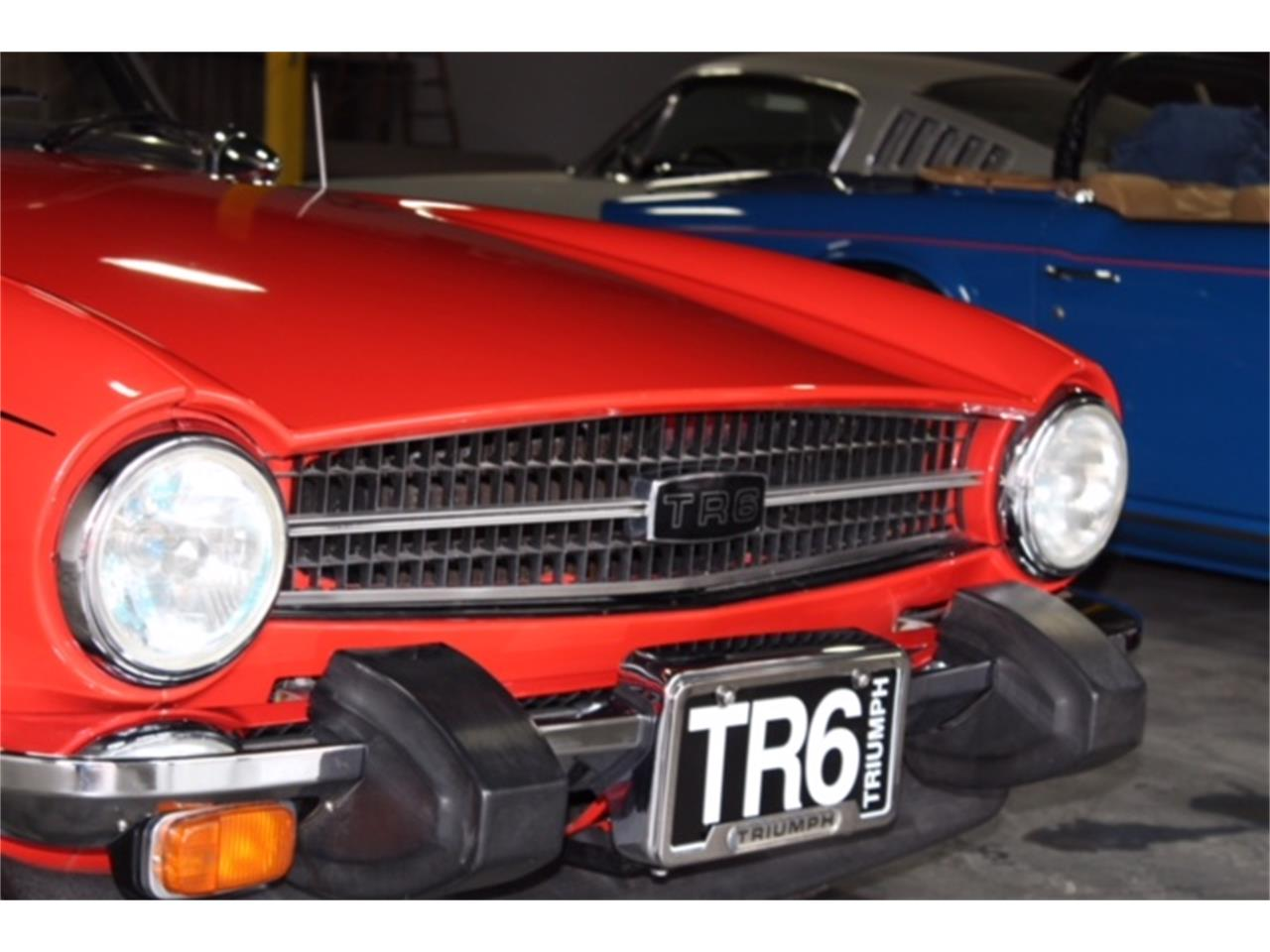 1976 Triumph TR6 (CC-1100578) for sale in Doraville, Georgia