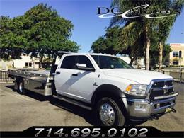 2016 Dodge Ram 5500 (CC-1105805) for sale in Anaheim, California