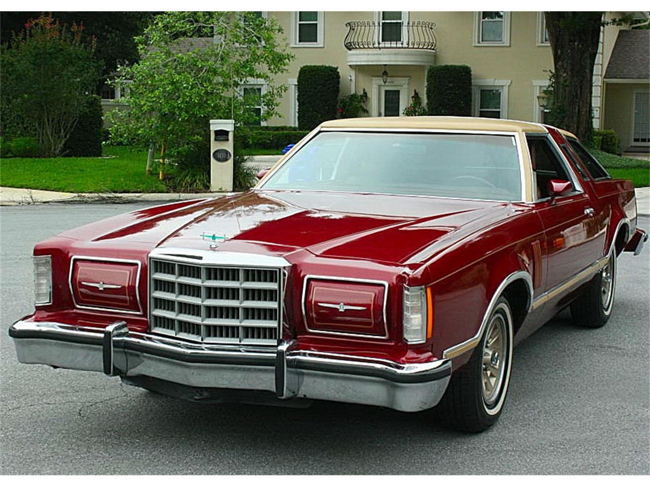 1979 Ford Thunderbird for Sale | ClassicCars.com | CC-1100582