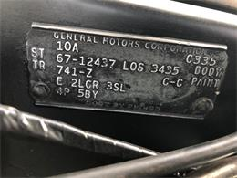 1967 Chevrolet Camaro (CC-1105856) for sale in Milford City, Connecticut