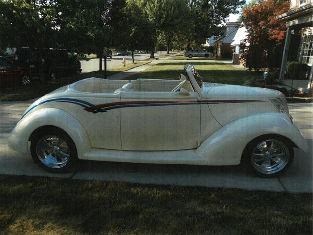 1937 Ford Cabriolet (CC-1105963) for sale in Riverview, Michigan
