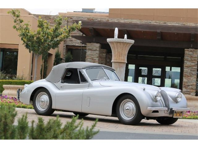 1954 Jaguar XK120 (CC-1106006) for sale in San Ramon, California