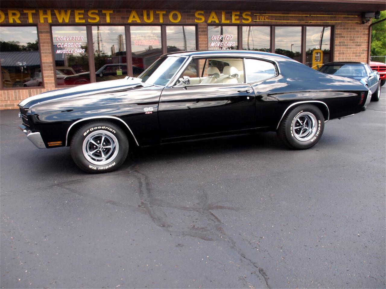 1970 Chevrolet Chevelle (CC-1106130) for sale in North Canton, Ohio