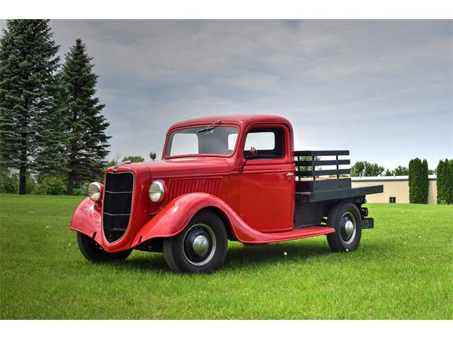 1936 Ford F100 (CC-1100621) for sale in Watertown, Minnesota