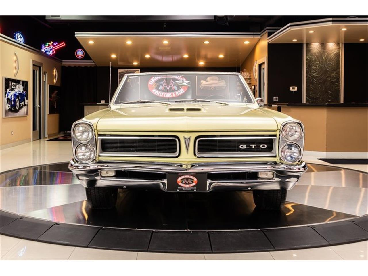 1965 Pontiac GTO (CC-1106832) for sale in Plymouth, Michigan
