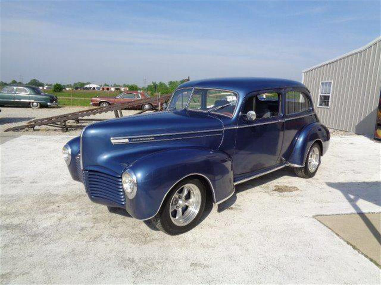 1941 Hudson Automobile (CC-1106848) for sale in Staunton, Illinois
