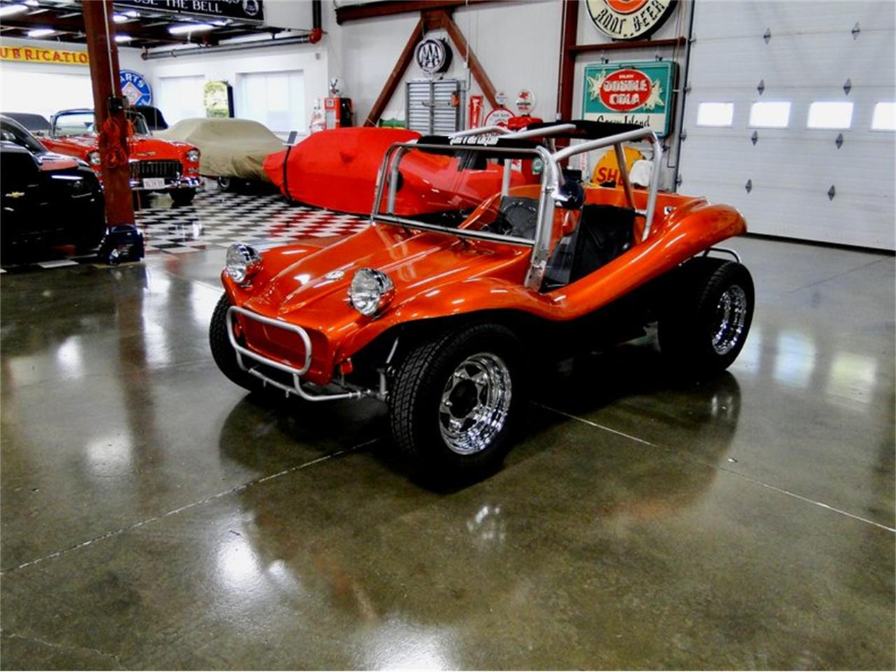 1975 Volkswagen Dune Buggy For Sale Classiccars Com Cc 1106864