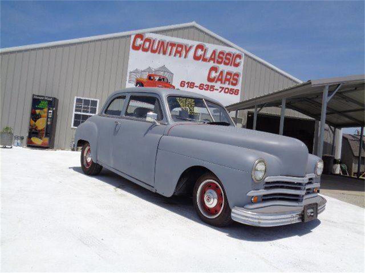 1949 Plymouth Street Rod (CC-1106887) for sale in Staunton, Illinois
