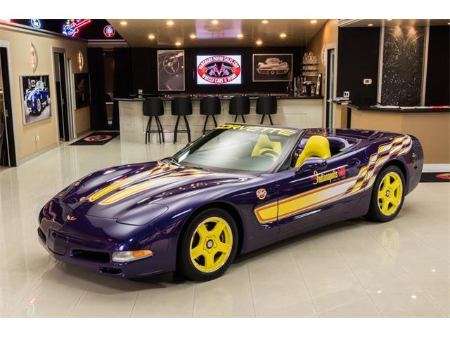 1998 Chevrolet Corvette (CC-1106889) for sale in Plymouth, Michigan