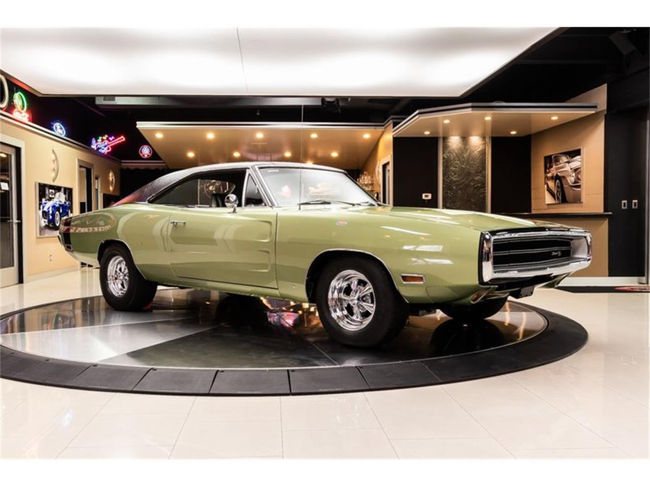 1970 Dodge Charger (CC-1106914) for sale in Plymouth, Michigan