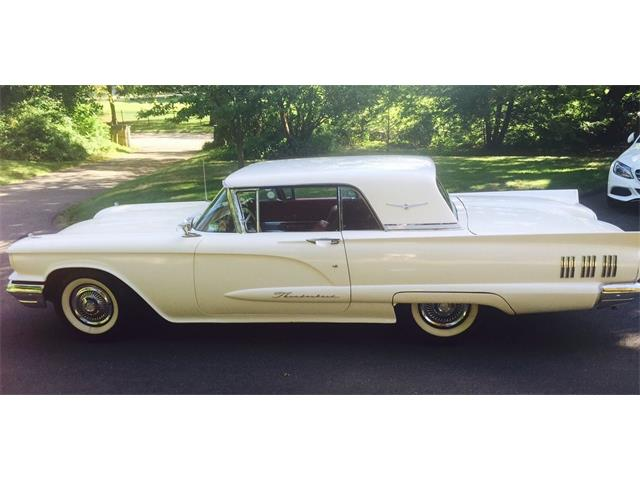 1960 Ford Thunderbird (CC-1100007) for sale in Bartlesville, Oklahoma