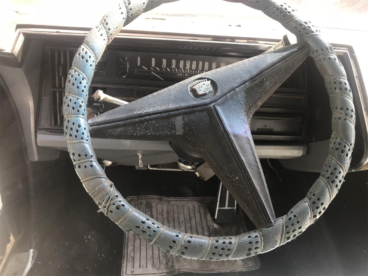 1969 Cadillac DeVille (CC-1107012) for sale in Kingsville , Texas