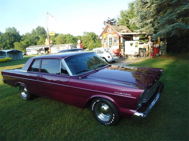 1965 Ford Custom (CC-1107162) for sale in Jackson, Michigan