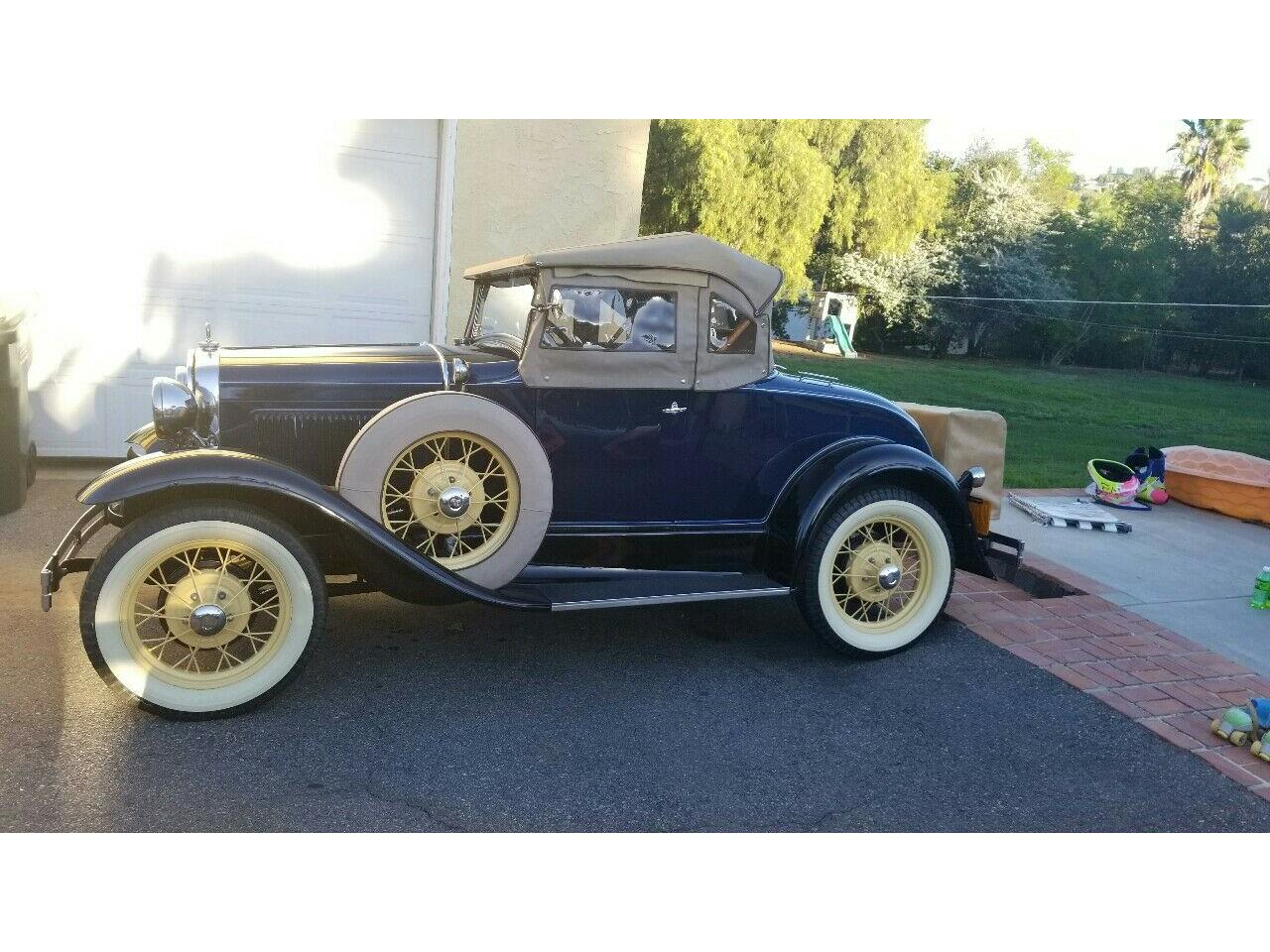 1930 Ford Model A (CC-1107296) for sale in San Luis Obispo, California