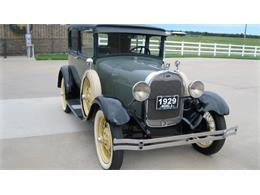 1929 Ford Model A (CC-1107326) for sale in Colcord, Oklahoma