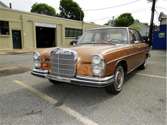 1969 Mercedes-Benz 280SE (CC-1107492) for sale in Beverly, Massachusetts