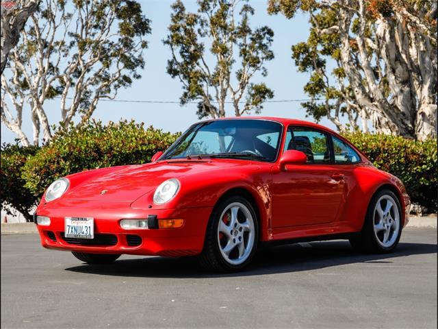 1997 Porsche 911 Carrera 4S (CC-1107751) for sale in Marina Del Rey, California