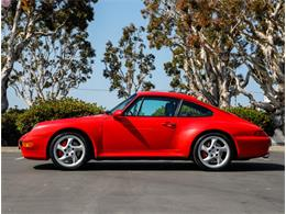 1997 Porsche 911 Carrera 4S (CC-1107751) for sale in Marina Del Rey, California