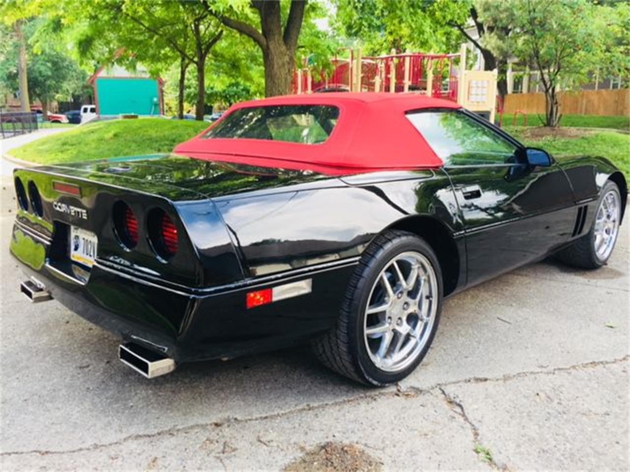 1986 Chevrolet Corvette (CC-1107867) for sale in West Pittston, Pennsylvania