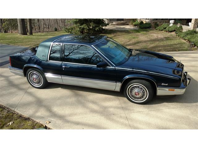 1988 Cadillac Eldorado Biarritz (CC-1107939) for sale in Hortonville, Wisconsin
