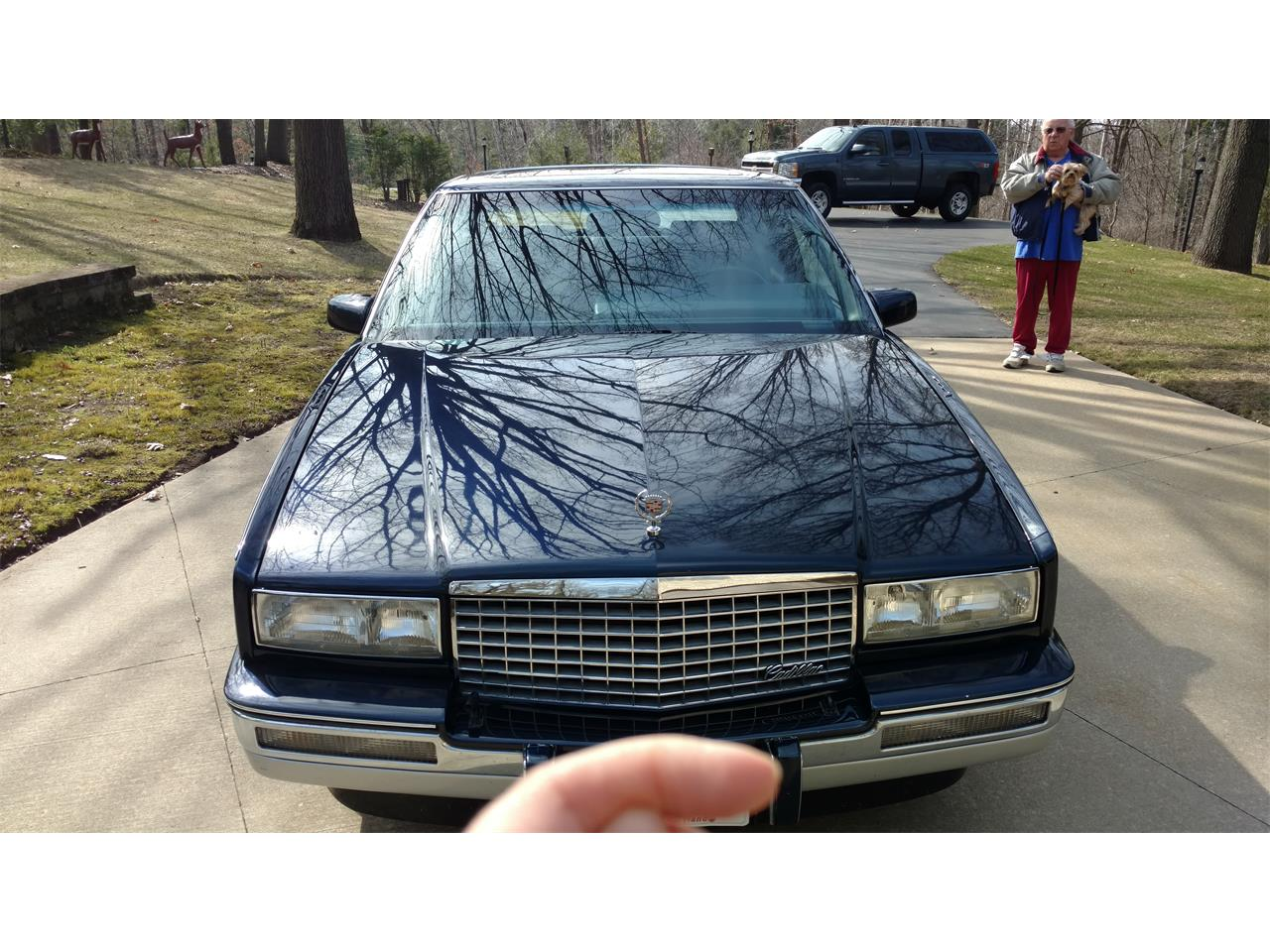 1988 Cadillac Eldorado Biarritz (CC-1107939) for sale in Hortonville, Wisconsin