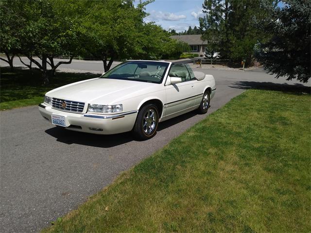1995 Cadillac Eldorado (CC-1108116) for sale in Spokane Valley, Washington