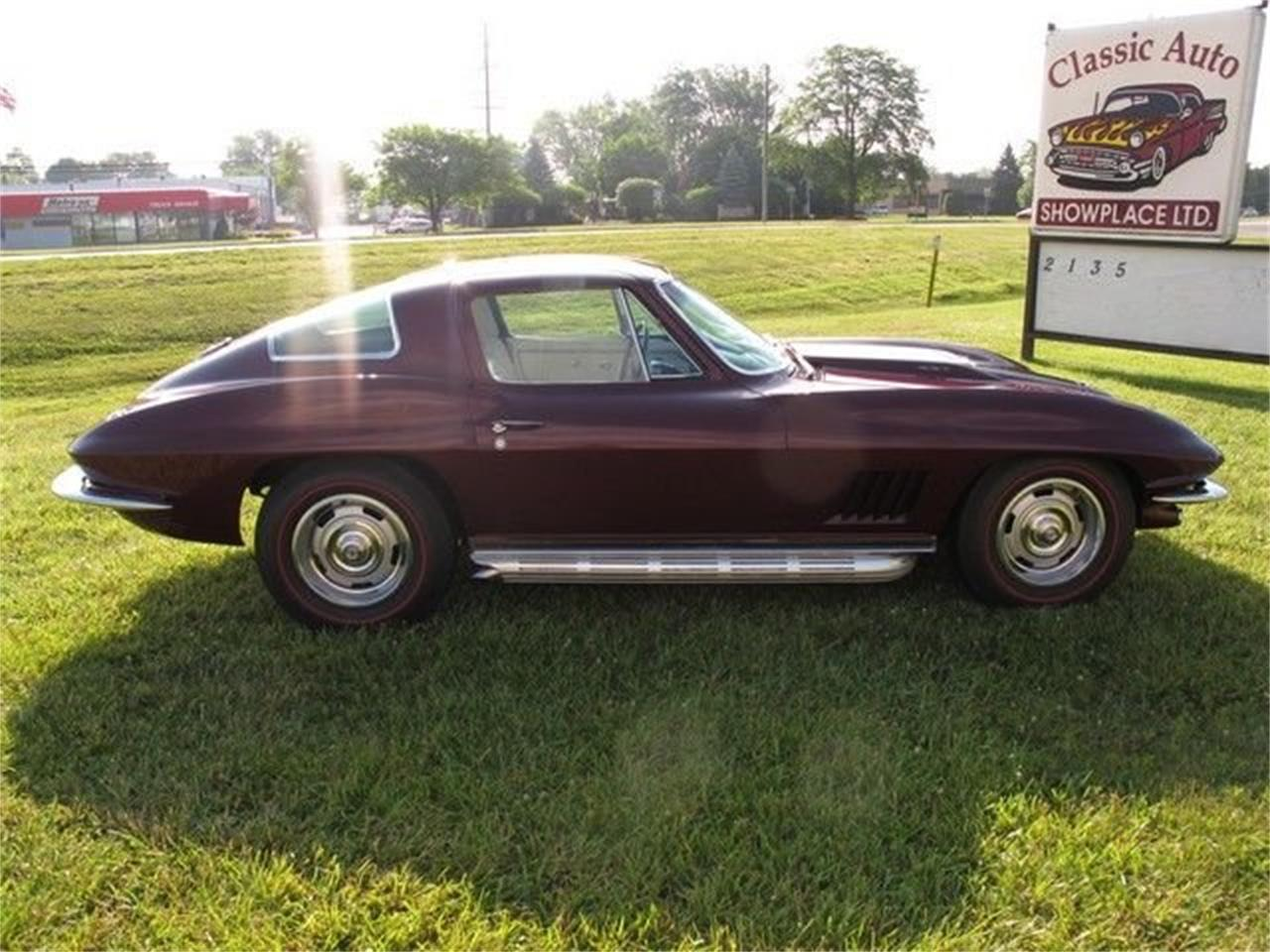 1967 Chevrolet Corvette (CC-1108244) for sale in Troy, Michigan