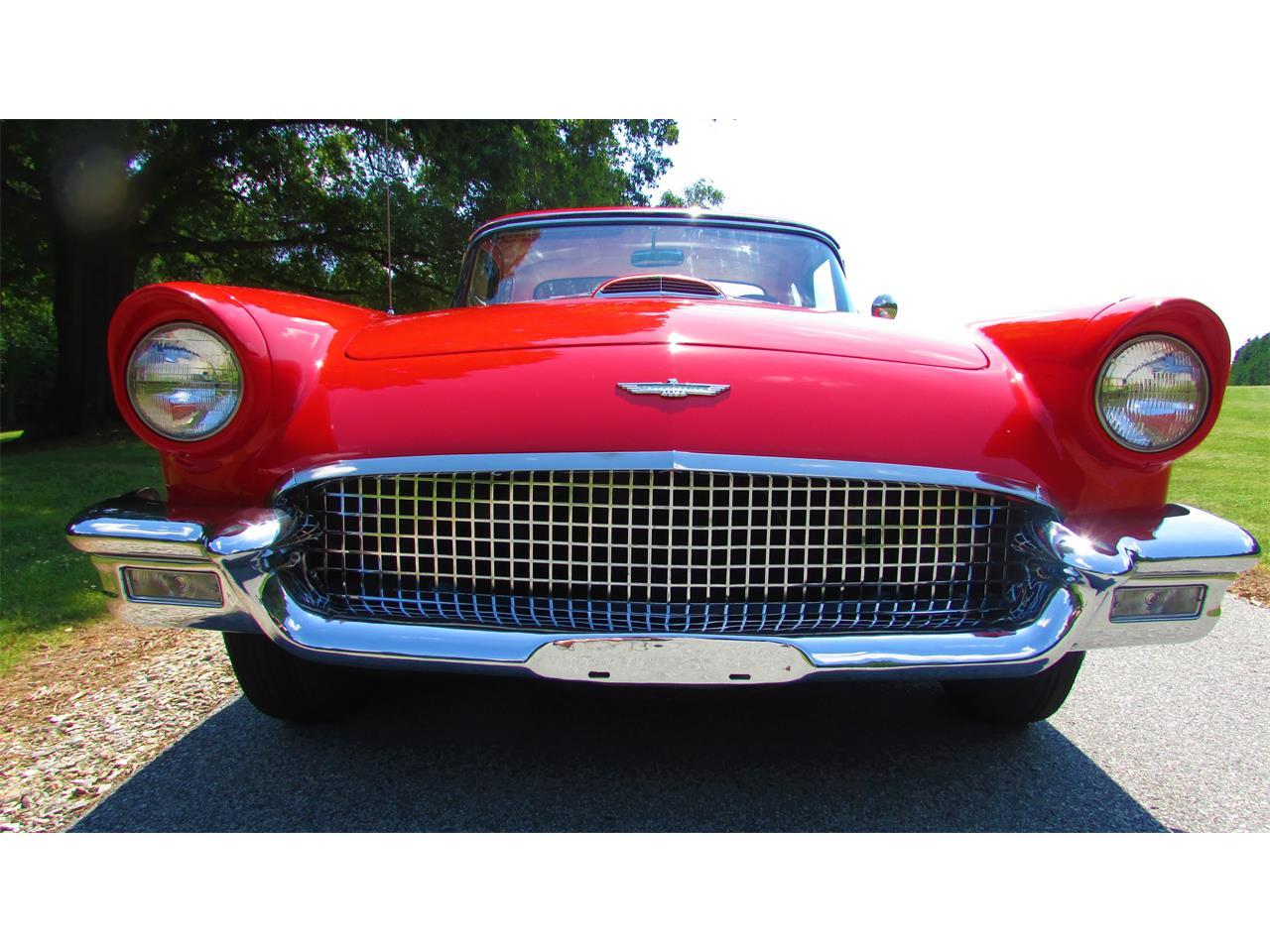 1957 Ford Thunderbird (CC-1108427) for sale in Salisbury, North Carolina