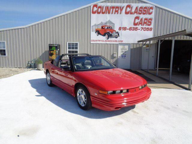 1994 Oldsmobile Cutlass Supreme (CC-1108515) for sale in Staunton, Illinois