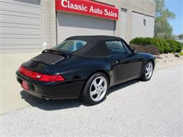 1995 Porsche 993 Carrera 2 Cabriolet (CC-1108697) for sale in Omaha, Nebraska