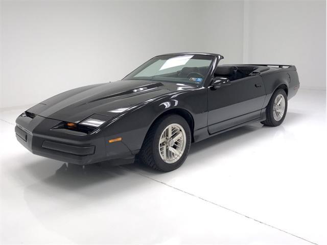 1989 Pontiac Firebird Formula For Sale Classiccars Com Cc 1108735