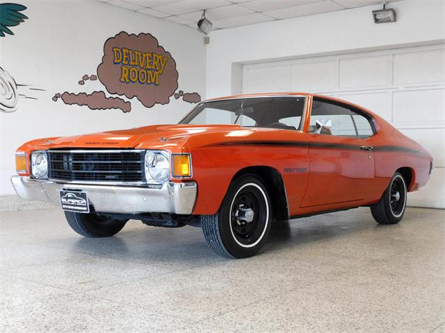 1972 Chevrolet Chevelle (CC-1109131) for sale in Hamburg, New York
