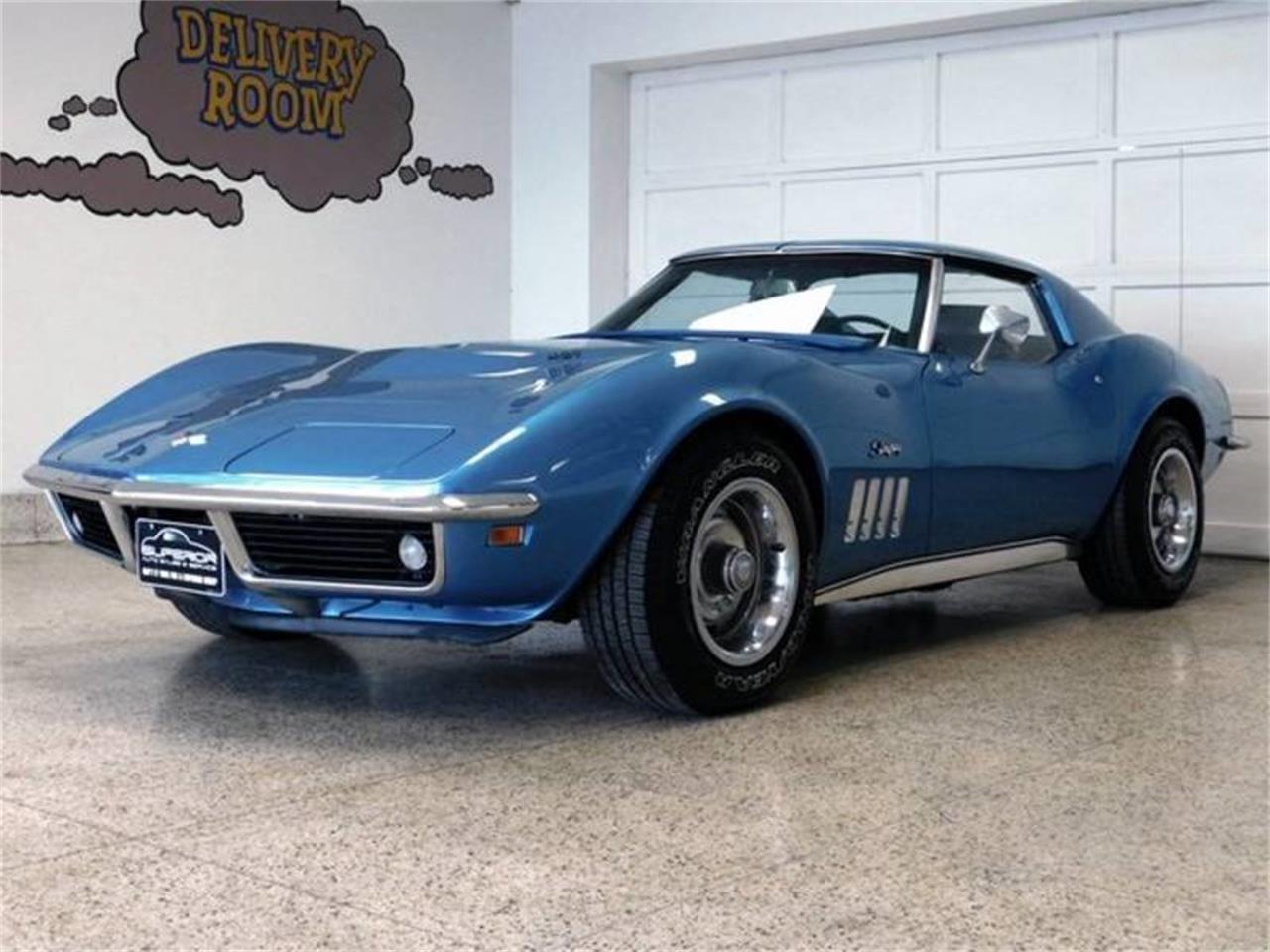 Kekurangan Chevrolet Corvette 1969 Spesifikasi